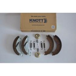 Тормозные колодки KNOTT оригинал 200х50