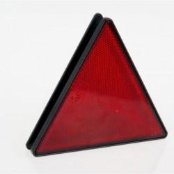 Треугольный светоотражатель с винтами. DOB-030A