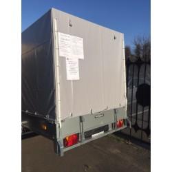Комплект дуг и тента для прицепа ССТ-09 (144 см)