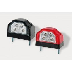Фонарь освещения номерного знака FT-031 A  LED