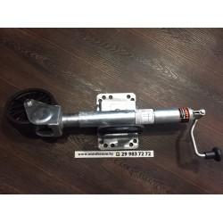 Опорное колесо KNOTT 48-150/47  с крепежным хомутом