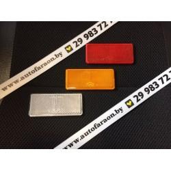 Прямоугольный светоотражатель DOB-035 Z,B,C