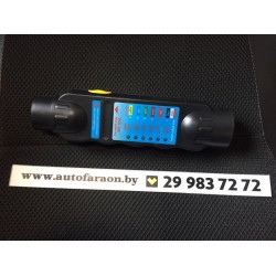 Тестер проверки состояния проводки прицепа и автомобиля 7 PIN